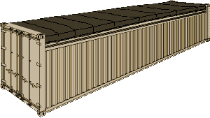 40_Open Top-Container